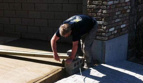 KB Construction - Maçon à Theux