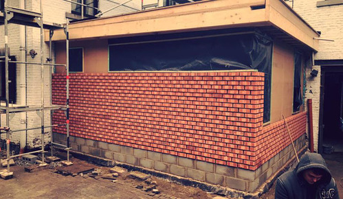 KB Construction - Maçon à Theux -  rénovation